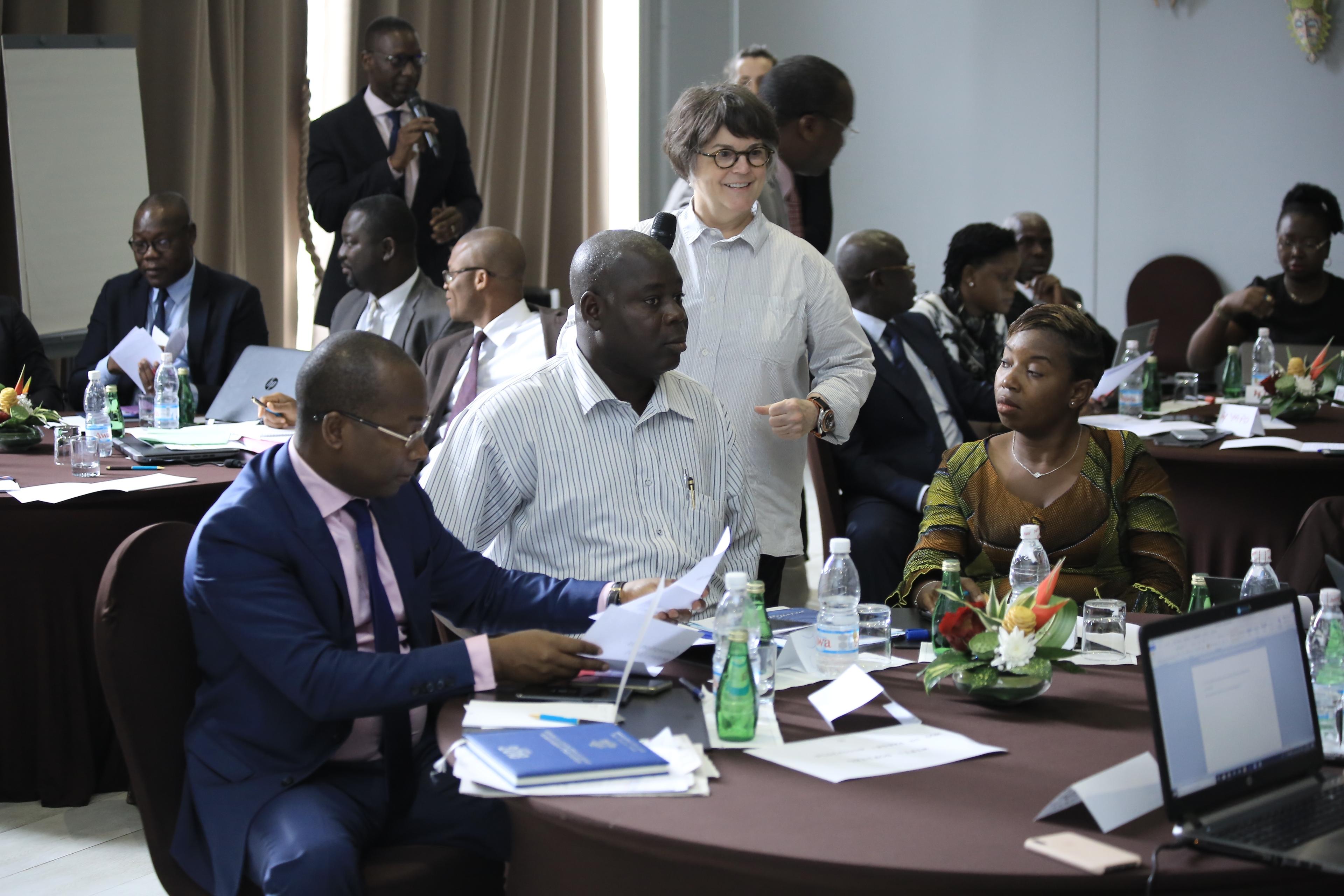 IMission Performance Environnementale et Sociale du Projet ATP à Abidjan